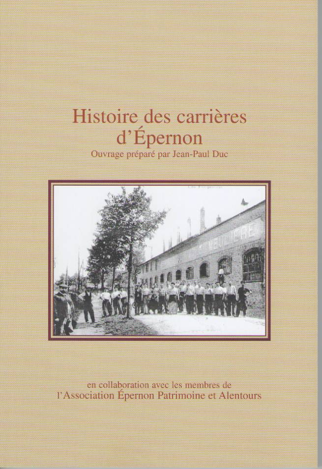 Epernon carrières